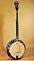 Enlarge the picture / Bluegrass banjo